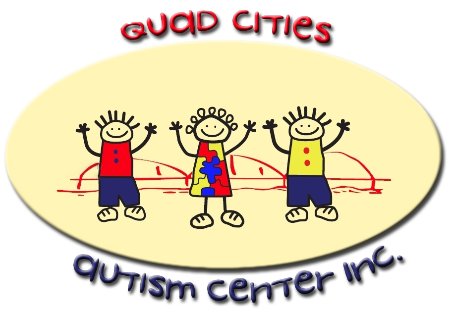 Quad Cities Autism Center Logo